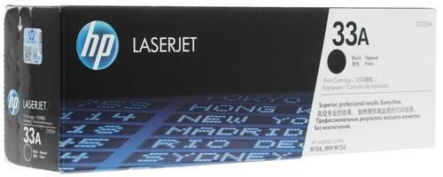Картридж лазерный HP 33A (CF233A) (Оригинальный) - фото 10036