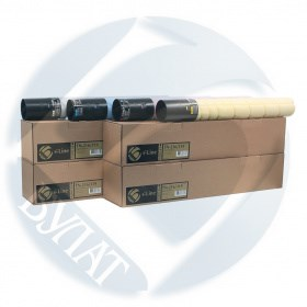 Тонер-картридж Konica Minolta bizhub C220/C360 TN216/319 (26k) C БУЛАТ s-Line - фото 10064