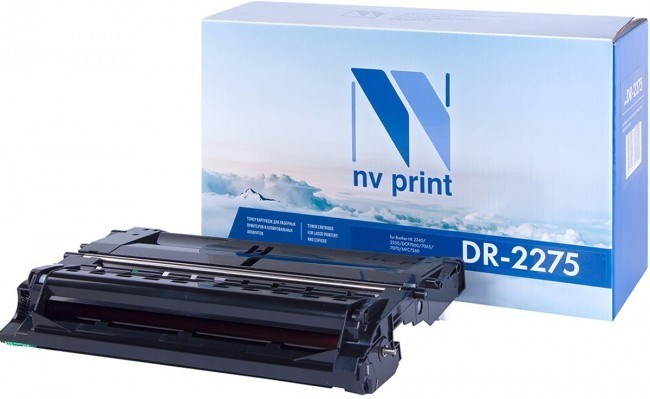 Барабан NVP совместимый NV-DR-2275 для Brother HL-2240R/ HL-2240DR/ HL-2250DNR/ DCP-7060DR/ DCP-7065DNR/ DCP-7070DWR/ MFC-7360NR/ MFC-7860DWR/ FAX-2845R/ FAX-2940R (12000k) - фото 10096