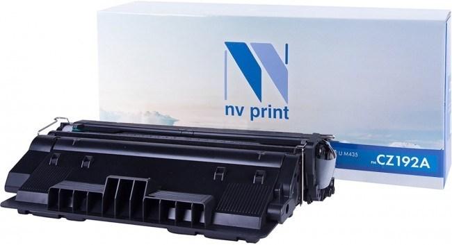Картридж NVP совместимый NV-CZ192A для HP LaserJet Pro M435nw/ M701/ M706 (12000k) - фото 10118