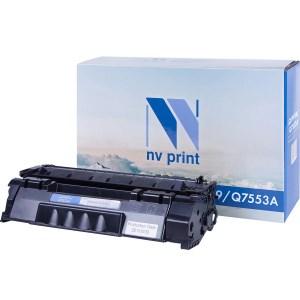Картридж NVP совместимый NV-Q5949A/Q7553A для HP LaserJet 1320/ 1320N/ 1160/ 1320NW/ 1320TN/ 3390/ 3392/ M2727nf/ M2727nfs/ P2014. P2015/ P2015dn/ P2015n/ P2015x (3000k) - фото 10209