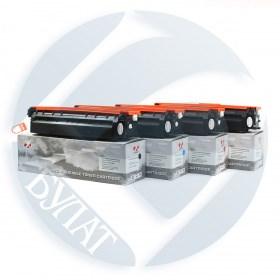 Тонер-картридж HP Color LJ M252/M254/Canon LBP-611/621 CF401X/CF541X/045H/054H Cyan (2.5k) 7Q Universal - фото 10226