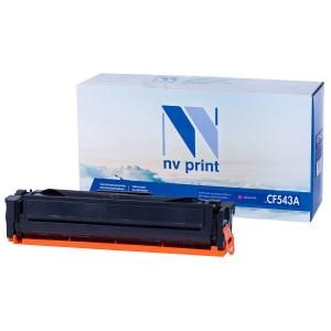 Картридж NVP совместимый NV-CF543A Magenta для HP Color LaserJet Pro M254dw/ M254nw/ M280nw/ M281fdn/ M281fdw (1300k) - фото 10227