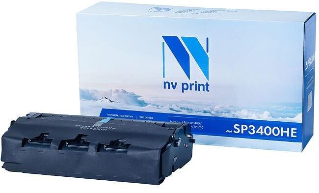 Картридж NVP совместимый NV-SP3400HE для Ricoh Aficio-SP3400/SP3410/SP3500/SP3510 (5000k) - фото 10290