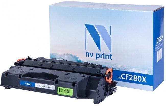 Картридж NVP совместимый NV-CF280X - фото 10344