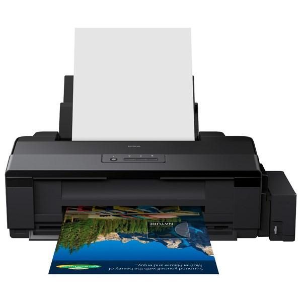 Струйный фото-принтер EPSON L1800 (формат А3+) C11CD82402 - фото 10366