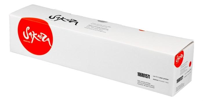 Картридж SAKURA 106R01571 для Xerox Phaser 7800, пурпурный, 17 200 к. - фото 10380