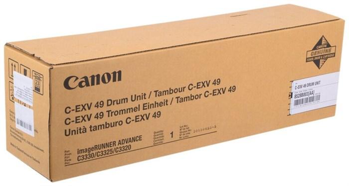 Блок фотобарабана Canon C-EXV49 8528B003AA 000 для iR-ADV C33xx Canon (оригинальный) - фото 10404