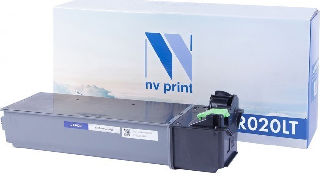 Картридж NVP совместимый NV-AR020LT для Sharp AR-5516/ 5520 (16000k) - фото 10446