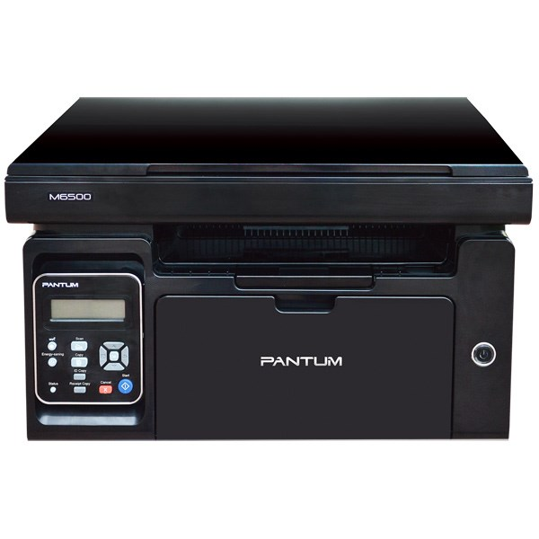 МФУ лазерный Pantum M6500 A4 черный - фото 10462