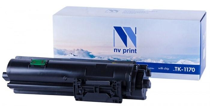 Картридж NVP совместимый NV-TK-1170  для Ecosys M2040dn/ M2540dn/ M2640idw(7200) - фото 10688
