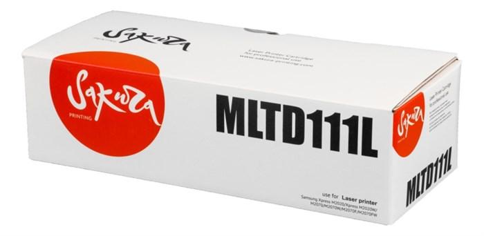 Картридж SAKURA MLTD111L для Samsung ,Xpress M2020/ M2020W/ M2070/ M2070W/ M2070F/ M2070FW  черный, 2000 к. - фото 10690