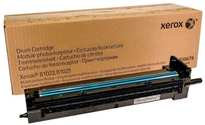 Блок фотобарабана Xerox 013R00679 ч/б:80000стр. цв:80000стр. для B1022/1025 Xerox - фото 10764