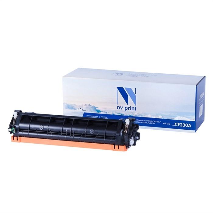 Картридж NVP совместимый NV-CF230AT для HP LaserJet Pro M227fdn/ M227fdw/ M227sdn/ M203dn/ M203dw (1600k) - фото 10766