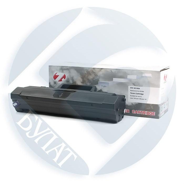 Тонер-картридж HP Laser 107/135 W1106A (106A) (1k). 7Q - фото 10807