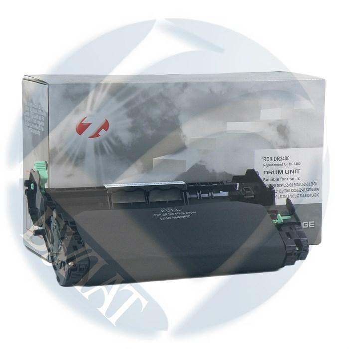 Драм-картридж Brother HL-L5000 DR3400 (50k) 7Q - фото 10896