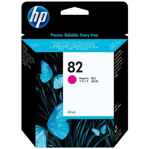 Картридж струйный HP 82 C4912A пурпурный (69мл) для HP DJ 500/800 - фото 10903