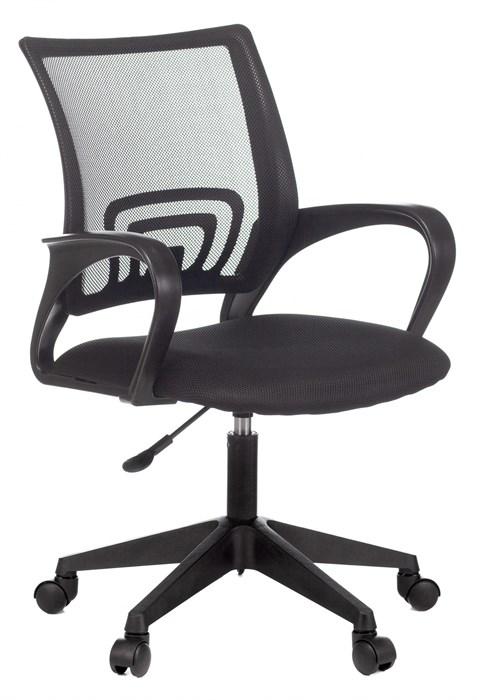 Кресло Бюрократ CH-695NLT черный TW-01 сиденье черный TW-11 сетка/ткань крестовина пластик CH-695NLT/BLACK - фото 10916