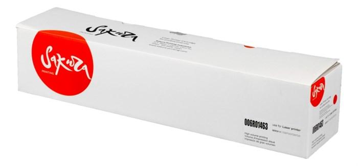 Картридж SAKURA 006R01463 для Xerox WorkCentre 7120/7125, WC 7220/7225, пурпурный, 15 000 к. - фото 8818