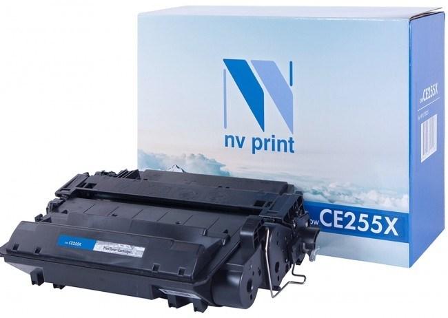 Картридж NVP совместимый NV-CE255X  для LaserJet 500 M525dn/ 500 M525f/ M525c/ P3015/ P3015d/ P3015dn/ P3015x/ M521dn/ M521dw(12500) - фото 8824