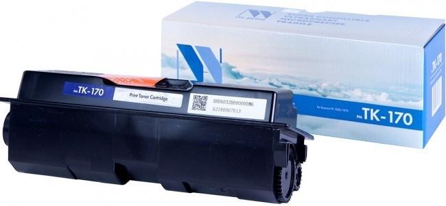 Картридж NVP совместимый NV-TK-170 для Kyocera FS-1320D/ FS-1320DN/ FS-1370DN/ Ecosys P2135d/ P2135dn (7200k) - фото 8829