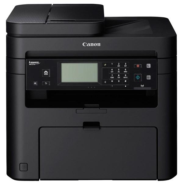 МФУ лазерный Canon i-Sensys MF237W (1418C169) A4 Duplex WiFi - фото 8838