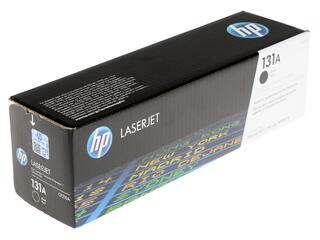Картридж лазерный HP 131A CF210A черный для HP LJ Pro M251/M276 (оригинальный) - фото 8840