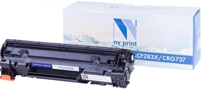 Картридж NVP совместимый NV-CF283X/NV-737 - фото 8879