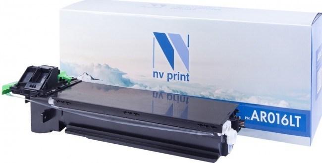 Картридж NVP совместимый NV-AR016LT для Sharp AR 5015/ 5015N/ 5020/ 5120/ 5316/ 5316E/ 5320/ 5320D (15000k) - фото 8933