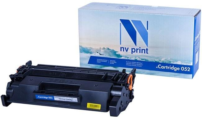 Картридж NVP совместимый NV-052 для Canon i-Sensys 212dw/ 214dw/ 215x/ MF 421dw/ 426dw/ 426x/ 428x/ 429x (3100k) - фото 8943