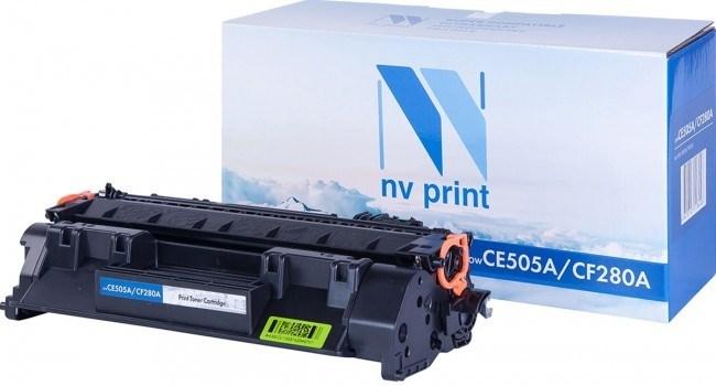 Картридж NVP совместимый NV-CF280A/CE505A - фото 8944