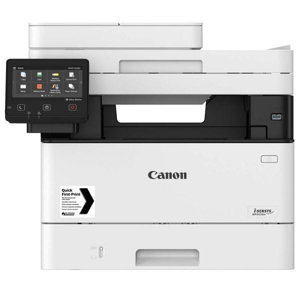 МФУ лазерный Canon i-Sensys MF443dw (3514C008) A4 Duplex WiFi белый/черный - фото 8995