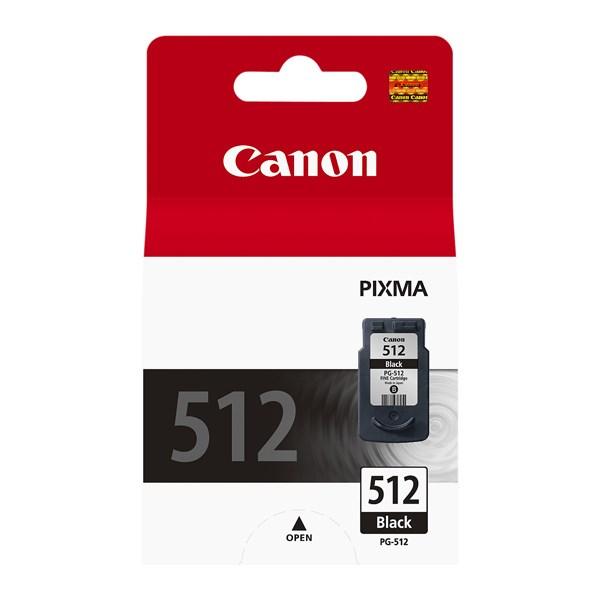 Картридж струйный Canon PG-512 2969B007 черный для Canon MP240/MP260/MP480 - фото 9003
