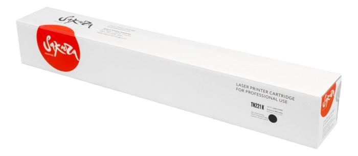 Тонер-туба SAKURA KMTN-221K (A8K3150) для Konica Minolta, черный, 24000 к. - фото 9018