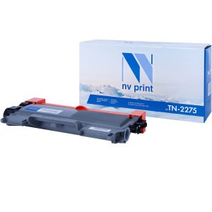 Картридж NVP совместимый NV-TN-2275T для Brother DCP-7030/ DCP-7040/ DCP-7045N/ MFC-7440N/ MFC-7840W (2600k) - фото 9107