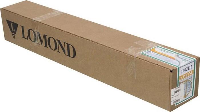 """Бумага Lomond 1202112 36""""(A0) 914мм-45м/90г/м2/белый матовое для струйной печати - фото 9196"""