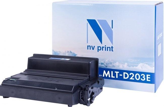 Картридж NVP совместимый NV-MLT-D203E для Samsung ProXpress M3820/ M3820D/ M3820ND/ M4020/ M4020ND/ M4072FD/ SL-M3870/ SL-M3870FD/ SL-M3870FW/ SL-M4070/ SL-M4070FR (10000k) - фото 9222