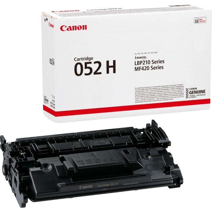 Картридж лазерный Canon 052H  черный (9200 стр.) для Canon MF421dw/MF426dw/MF428x/MF429x (Оригинальный) - фото 9339