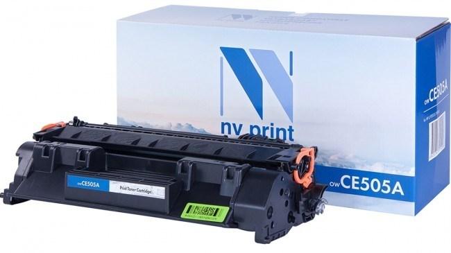 Картридж NVP совместимый NV-CE505A для HP P2035/ P2035n/ P2055/ P2055d/ P2055dn/ P2055d (2300k) - фото 9420