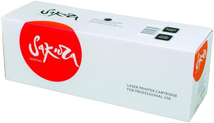 Картридж SAKURA W1106A для HP LaserJet 107a/ 107r/ 107w/ 135a/ 135r/ 135w/ 137fnw, черный, 1000 к. - фото 9490