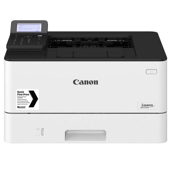 Принтер лазерный Canon i-Sensys LBP223dw (3516C008) A4 Duplex WiFi - фото 9552