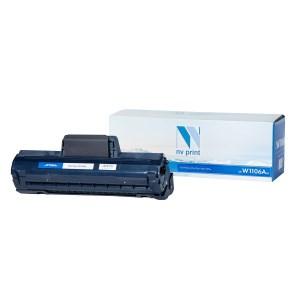Тонер-картридж NVP совместимый NV-W1106A (БЕЗ ЧИПА) ( БЕЗ ГАРАНТИИ) для HP 107a/107w/135w/135a/137fnw (1000k) - фото 9554