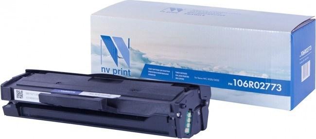 Картридж NVP совместимый NV-106R02773 для Xerox Phaser 3020/WorkCentre 3025 (1500k) - фото 9644
