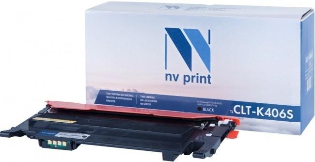 Картридж NVP совместимый NV-CLT-K406S Black для Samsung CLP 360/ 365/ 365W/ Xpress C410W/ C460W/ CLX 3300/ 3305/ 3305FN/ 3305FW/ 3305N/ 3305W (1500k) - фото 9761