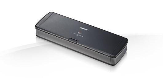 Сканер Canon P-215II (9705B003) A4 черный - фото 9793
