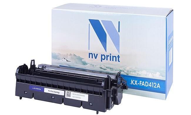 Барабан NVP совместимый NV-KX-FAD412A для Panasonic KX-MB2000RU/ MB2020RU/ MB2030RU/ MB1900RU/ MB2051RU/ MB2061RU (6000k) - фото 9856