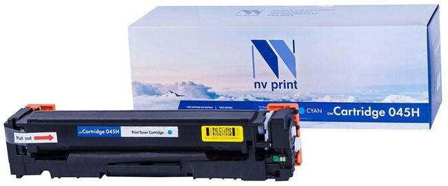 Картридж NVP совместимый NV-045H Cyan - фото 9866