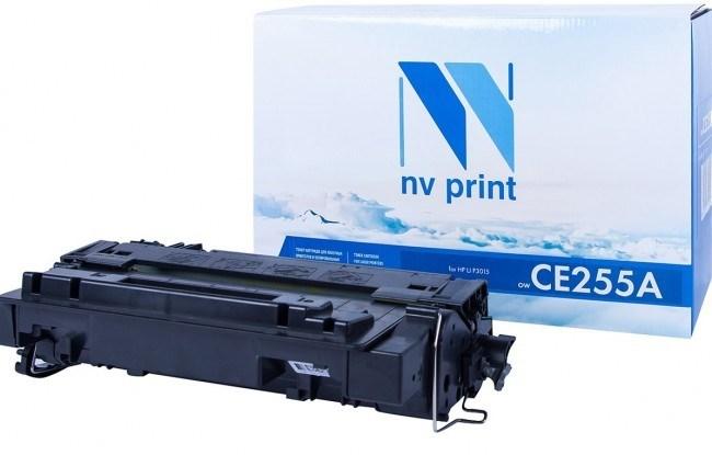 Картридж NVP совместимый NV-CE255A  для LaserJet 500 M525dn/ 500 M525f/ M525c/ P3015/ P3015d/ P3015dn/ P3015x/ M521dn/ M521dw(6000) - фото 9874