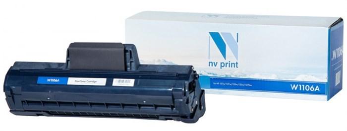 Тонер-картридж NVP совместимый NV-W1106A для HP 107a/107w/135w/135a/137fnw (1000k) - фото 9911