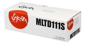Картридж SAKURA MLTD111S для Samsung Xpress SL-M2020 2020W M2022 2022W M2070 2070W, черный, 1000 к.